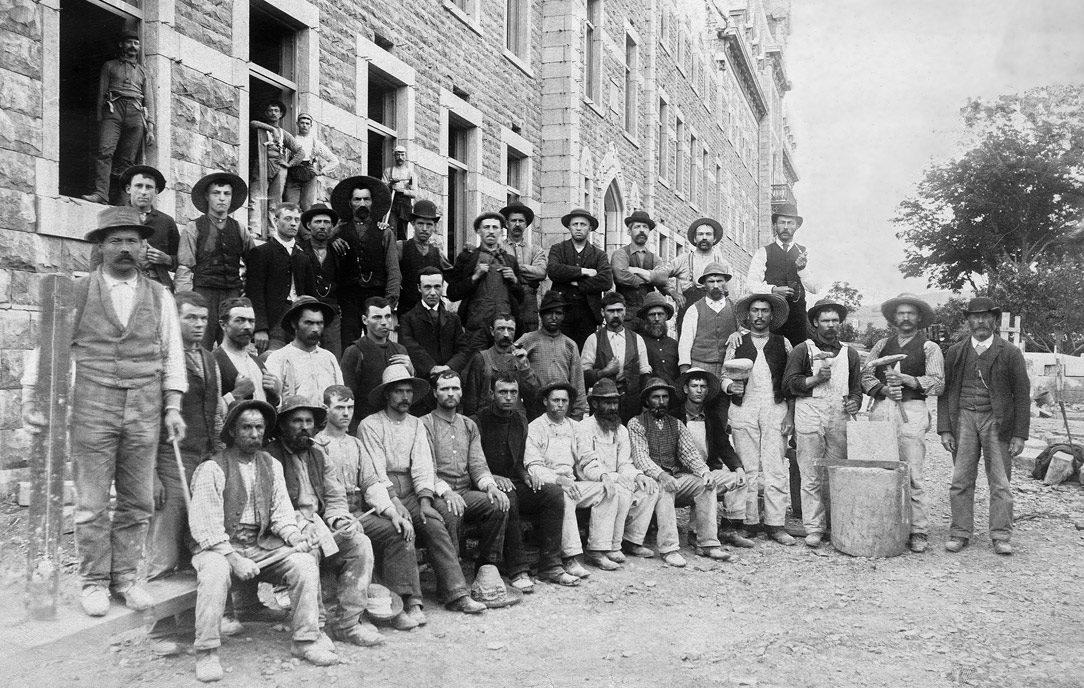 Début mars 1888